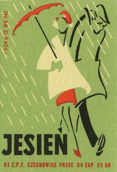 polish matchbox label | OldBrochures.com