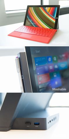 The Microsoft Surface 3.