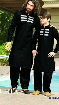 Kurta Pajama Men, Kurta Men, Mens Sherwani, Indian Men Fashion, Mens Fashion Wear, Suit Fashion, Gents Kurta Design, Boys Kurta Design, Jubbah Men