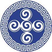 Aztec symbol creation, spiral, native american,