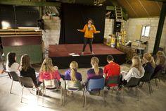 Workshop show van Nina