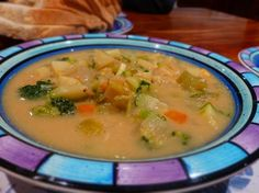 Love, Shoes and Cupcakes: Cheesy Vegetable Chowder