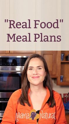 Take a look at the meal planning service we use, and see a week's worth of tasty real-food meals!