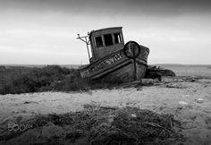 Abandonado - Carrasqueira, Alcácer do Sal, Portugal