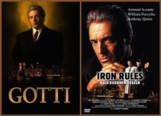 Armand assante cigar gangster gentleman gotti movie wall ...