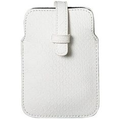 Mossimo Snake Phone Case - White