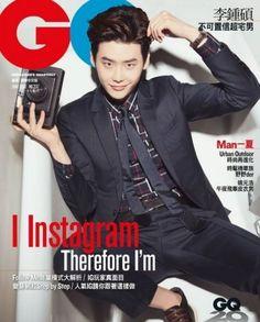 Lee Jong Suk - GQ Magazine June Issue '16