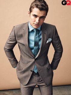 Men's wear. Men's style. Men's fashion. Source: GQ