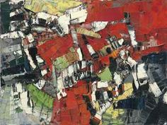 Bourasque, Jean-Paul Riopelle
