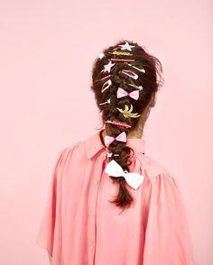 Photographe : Hannah Lipowsky Styliste : Inès Beeftink Hair & Make up : Annemieke van Duuren ☞ Plus de contenu sur www.milkmagazine.fr