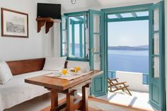 Strogili house. Oia Santorini.