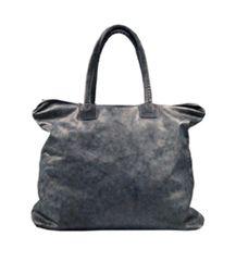 Art. Shopper Leather / Col. New Vein Blue