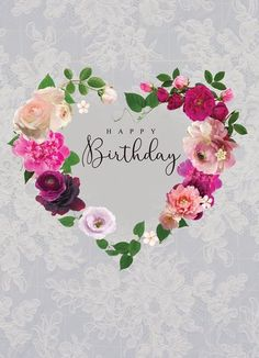 Birth Day QUOTATION – Image : Quotes about Birthday – Description ld1151-floral-heart-birthday-silver-lace-jpg Sharing is Caring – Hey can you Share this Quote !