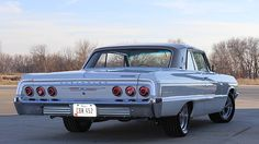 1964 Chevrolet Impala SS 283 CI, Automatic presented as lot S51 at Houston, TX 2015 - image3