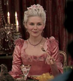 Pin by shana on Historic Style Fashion Marie Antoinette Movie, Marie Antoinette Costume, Rococo Fashion, Princess Aesthetic, Pink Aesthetic, Sofia Coppola, 18th Century Fashion, Renaissance Dresses, Kirsten Dunst