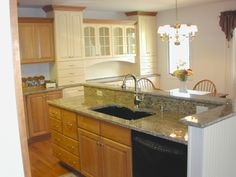 Custom Kitchen, designed by Cord's Cabinetry