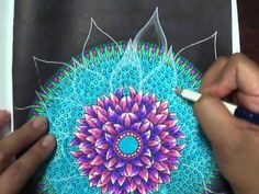 Coloring Book Tips Tricks Easy How To Make Translucent Petal Effects