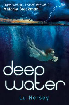 #DeepWater #fiction #childrensbooks #usborne #usborneYA