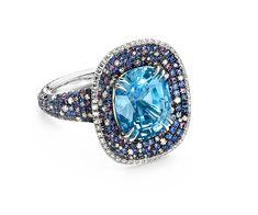 Martin Katz gemstone ring