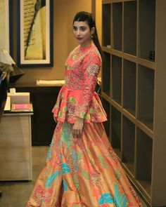 Looking gorgeous Lehenga Designs, Saree Blouse Designs, Pakistani Outfits, Indian Outfits, Lehenga Style, Indian Bridal Lehenga, Ethnic Wear Designer, Special Dresses, Classy Outfits