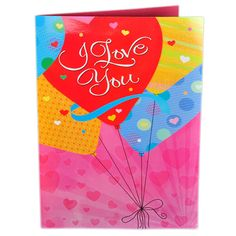 Valentines Day Cards For Love I LOVE YOU You Make My Days Bright & My Heart Happy Glad you're Mine…Card Size : 19 inches x 13 inches. Rs. 524 : Shop Now : http://hallmarkcards.co.in/collections/valentines-cards/products/valentines-day-cards