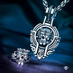 NightRider Guardian Ring & Pendant.  Impressive on their own - incomparable together