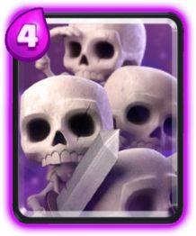 Horda de Esqueletos