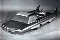 Ford Nucleon concept car, 1958