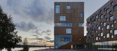 Bildmuseet at Konstnärligt Campus - Henning Larsen Architects