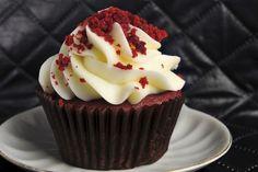 Red Velvet Cupcakes (mit Rezept)
