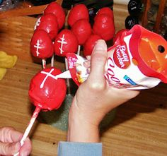 Pascha Egg Cake Pops: recipe