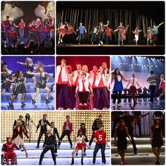 Glee Performances.