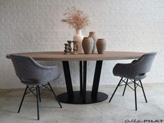 Eetkamerstoel Inez; modern en hippe kuipstoel - Woonwinkel Alle Pilat