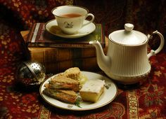 A Downton Abbey Tea
