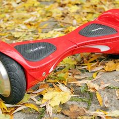 Beamie Hoverboard red
