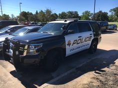 College Station Police Department Chevy Tahoe (Texas)