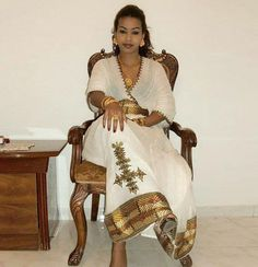 New ethiopian traditional dress, zerzer handwoven fabric hand embroidered cotton made to order processing time 1 – 2 weeks shipping business days Includes netela/shawl African Attire, African Wear, African Dress, African Style, Ethiopian Wedding Dress, Ethiopian Dress, Ethiopian Traditional Dress, Traditional Dresses, African Men Fashion