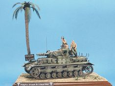 missing-lynx.com - Gallery - PzKpfw IV Ausf.D, Libya, 1941