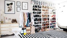 How to Organize and Design Your Closet | StyleCaster