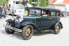 1929 Nash 420 Standard Six 4dr Sedan