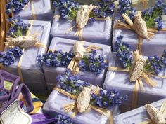 Provencaalse market (lavender soaps) by by_irma on flickr