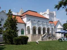 Dundjerski castle, Serbia