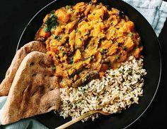 #MeatlessMondays - Swift Sweet Potato Coconut Curry