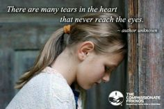 Many tears still in my heart that never reach my eyes.