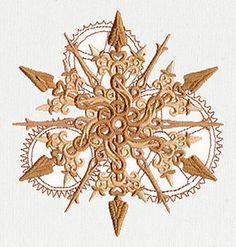 Winter Time design (UT7320) from UrbanThreads.com