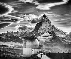 The mighty Mattahorn viewed from a really great little town called Zermatt in southern Switzerland. Stuck in Customs