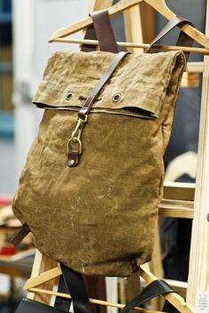 vintage rucksack Kika NY: