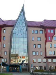 ITC Building - Enschede - The Netherlands