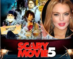 Lindsay Lohan Purportedly Faked Pneumonia To Bail Out Of 'Scary Movie 5′