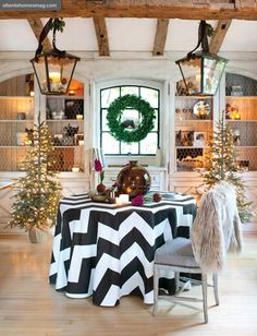 My Notting Hill: Jill Sharp Brinson's Home for the Holidays